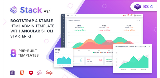 stack-responsive-bootstrap-4-admin-template