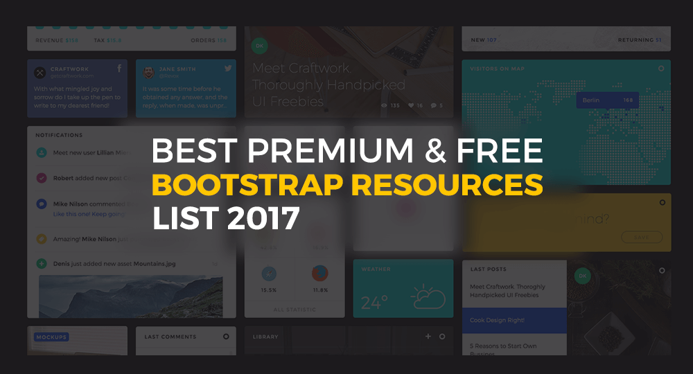 free bootstrap templates 2017 - 80 best free bootstrap admin templates 2017 for web