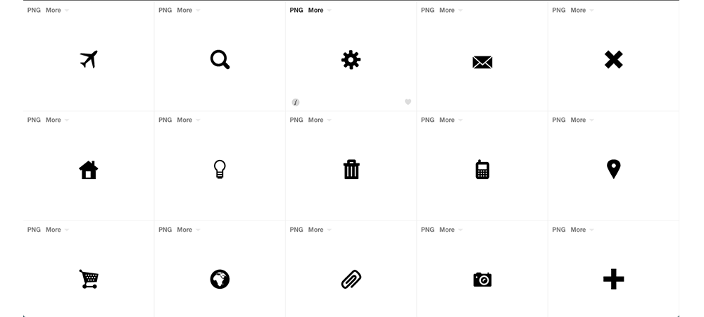 Best 20 Free Icon Fonts For Commercial Use - PIXINVENT
