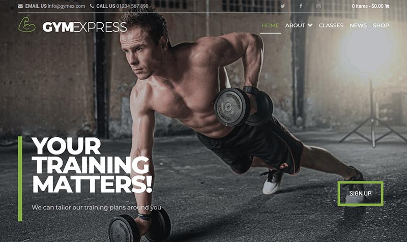 gym-express